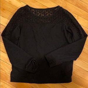 Express crewneck sweatshirt